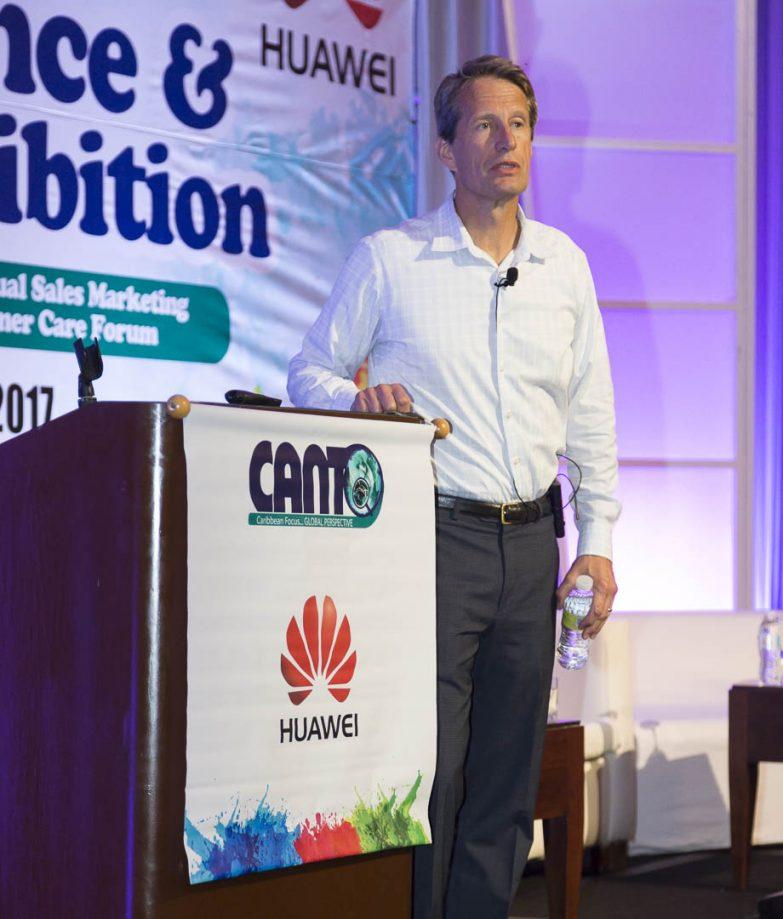 Tim Burke - Vice President StrategicTechnology, Liberty Global