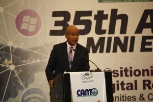 Mr. Julian Wilkins, Chairman of CANTO